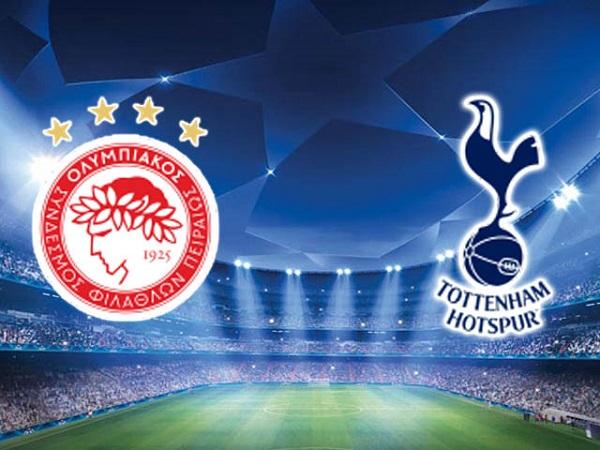 Nhận định Olympiakos vs Tottenham 23h55 ngày 18/09