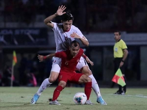 CLB Heerenveen chúc mừng Văn Hậu sau chiến thắng Malaysia