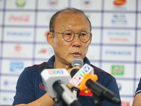 HLV Park Hang-seo đặt mục tiêu khiêm tốn cho U23 Việt Nam tại VCK U23 châu Á
