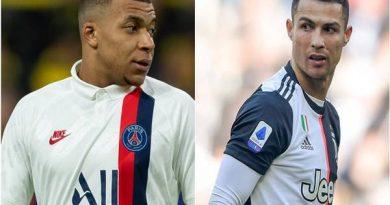 Juventus vẫn nuôi tham vọng mang Mbappe về đá cặp với Ronaldo