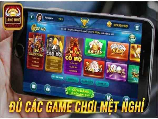 Game quay slot – game đổi thưởng trúng lớn