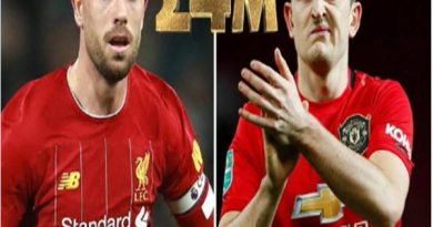 Tin bên lề 09-4: Henderson và Maguire ủng hộ mùa dịch