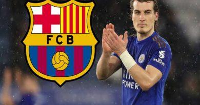 Barcelona đặt vấn đề hỏi mua trung vệ của CLB Leicester