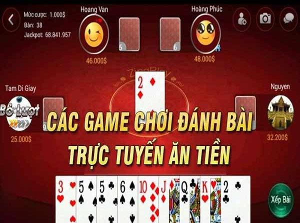 game chơi bài miễn phí bạn hoàn toàn có thể kiếm được những món tiền khi thắng game