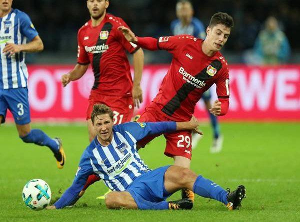 Nhận định Hertha Berlin vs Bayer Leverkusen (20h30 ngày 20/6)