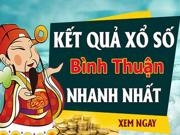 soi cầu xổ sốBình Thuận11/6