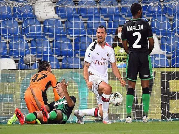 AC Milan tái lập thành tích ghi bàn sau 56 năm