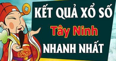 Soi cầu XS Tây Ninh chính xác thứ 5 ngày 09/07/2020