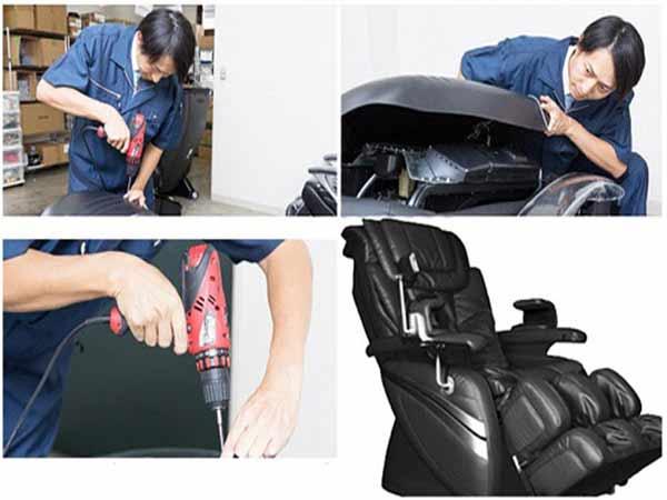 Mua ghế massage cũ không rõ nguồn gốc còn tiềm ẩn nhiều rủi ro