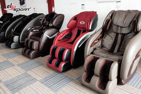Mua ghế massage hàng trưng bày giúp bạn giảm thiểu rất nhiều rủi ro