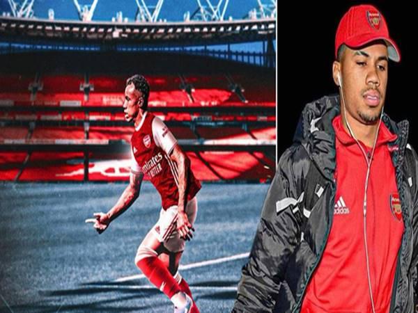 Gabriel Magalhaes sắp cập bến Emirates
