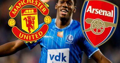 Tin bóng đá trưa 12/8: Mục tiêu của MU và Arsenal gia nhập Lille