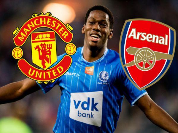 Mục tiêu của MU và Arsenal gia nhập Lille
