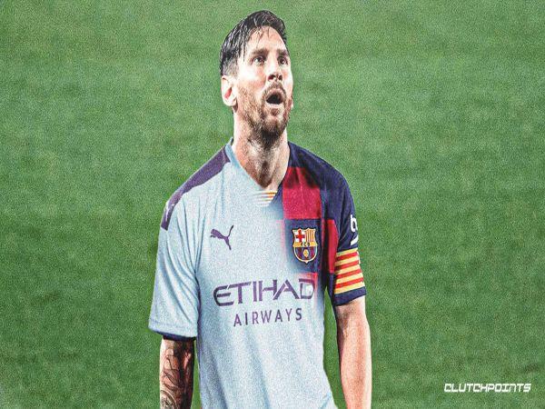 Chuyển nhượng chiều 3/9: Messi bị quyến rũ bởi MU hơn Man City