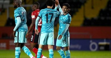 Tin bóng đá sáng ngày 25/9: Liverpool, Chelsea gặp khó ở Carabao Cup