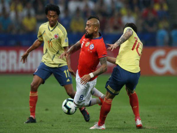 Nhận định soi kèo Chile vs Colombia, 07h30 ngày 14/10