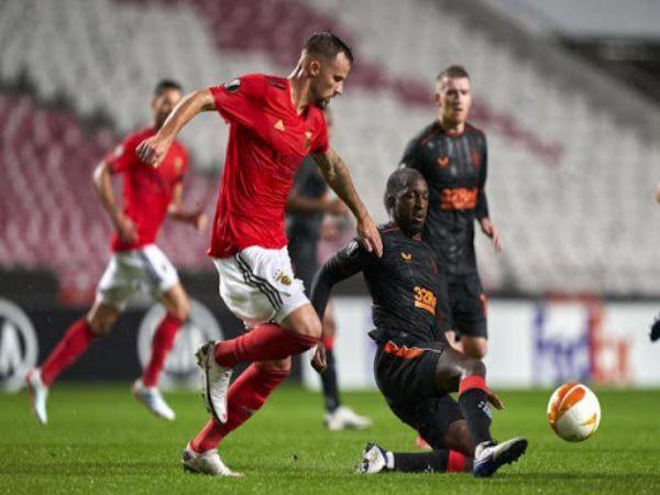 Nhận định Soi kèo Rangers vs Benfica, 03h00 ngày 27/11 - Cup C2