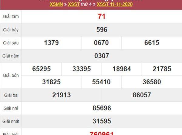Phân tích XSST 18/11/2020 chốt lô Sóc Trăng tỷ lệ trúng cao