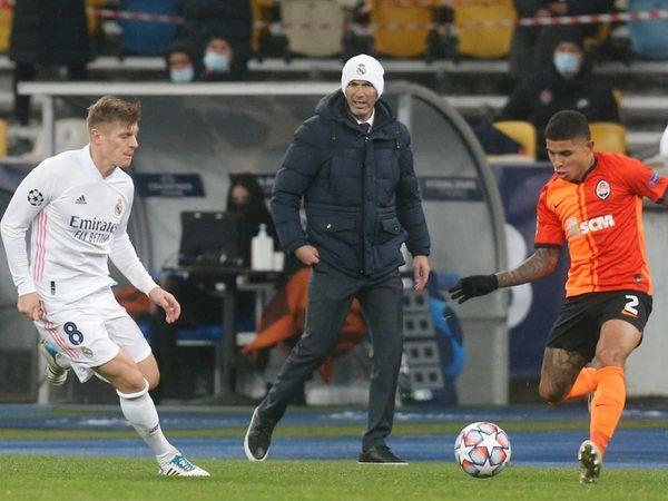 Tin thể thao tối 2/12: Real Madrid dễ bị loại từ vòng bảng Cúp C1 Châu Âu