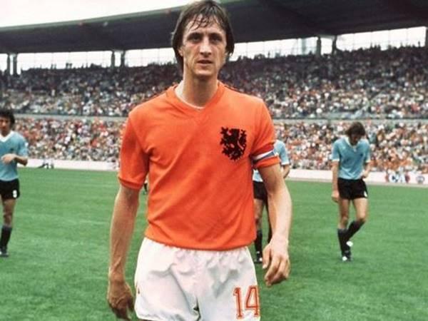 Danh sách những huyền thoại bóng đá Hà Lan xuất sắc nhất lịch sử