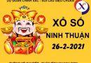 Phân tích XS Ninh Thuận thứ 6 ngày 26/2/2021
