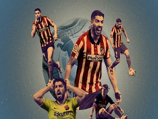 Luis Suárez là ai? Tiểu sử cầu thủ Suarez