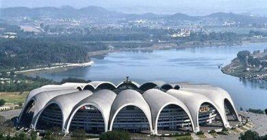 Những sân vận động lớn nhất thế giới khiến bạn ngỡ ngàng
