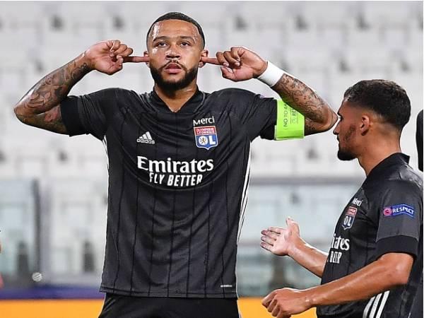 Chuyển nhượng tối 18/4: AC Milan coi Depay là 'mục tiêu trong mơ'