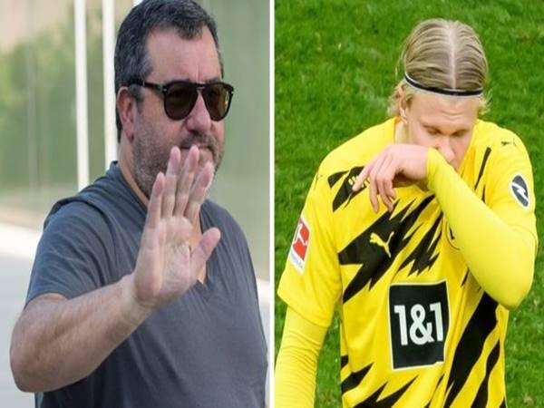 """Tin bóng đá 2/4: Raiola """"chào hàng"""" Haaland khắp châu Âu"""