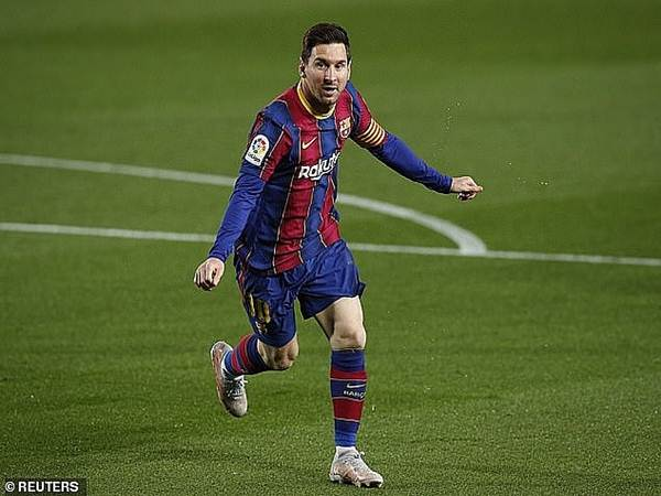 Tin thể thao 23/4: Barcelona đè bẹp Getafe nhờ công của Messi