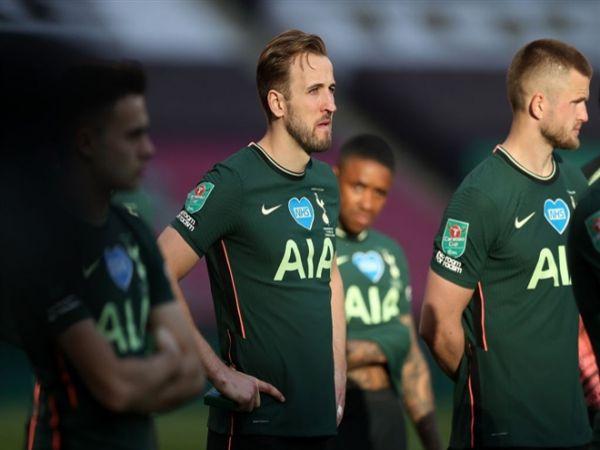 Tin thể thao trưa 29/4: Kane thừa nhận Tottenham kém xa Man City