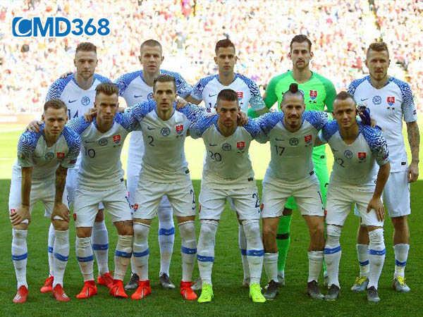 Danh sách dự kiến cầu thủ đội hình Slovakia giải Euro 2020 năm 2021