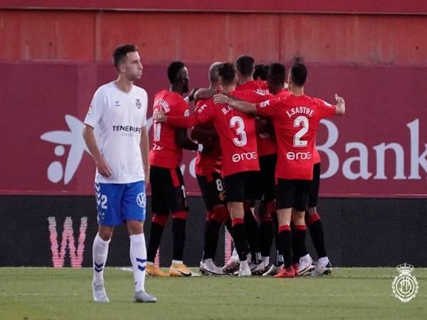 Nhận định kèo Châu Á Tenerife vs Mallorca (2h30 ngày 20/5)