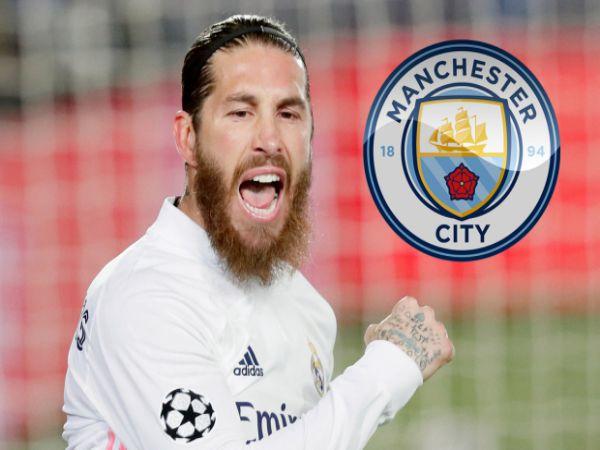 Chuyển nhượng trưa 1/6: Man City chuẩn bị có Sergio Ramos