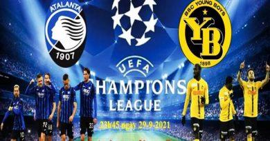 Nhận định kết quả Atalanta vs Young Boys lúc 23h45 ngày 29/09/2021
