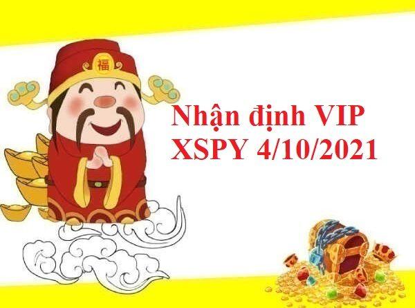 Nhận định VIP KQXSPY 4/10/2021