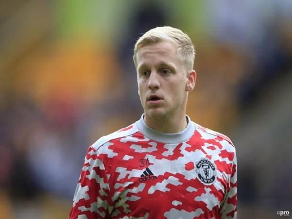 Chuyển nhượng BĐ Anh 1/10: Van de Beek muốn rời Old Trafford